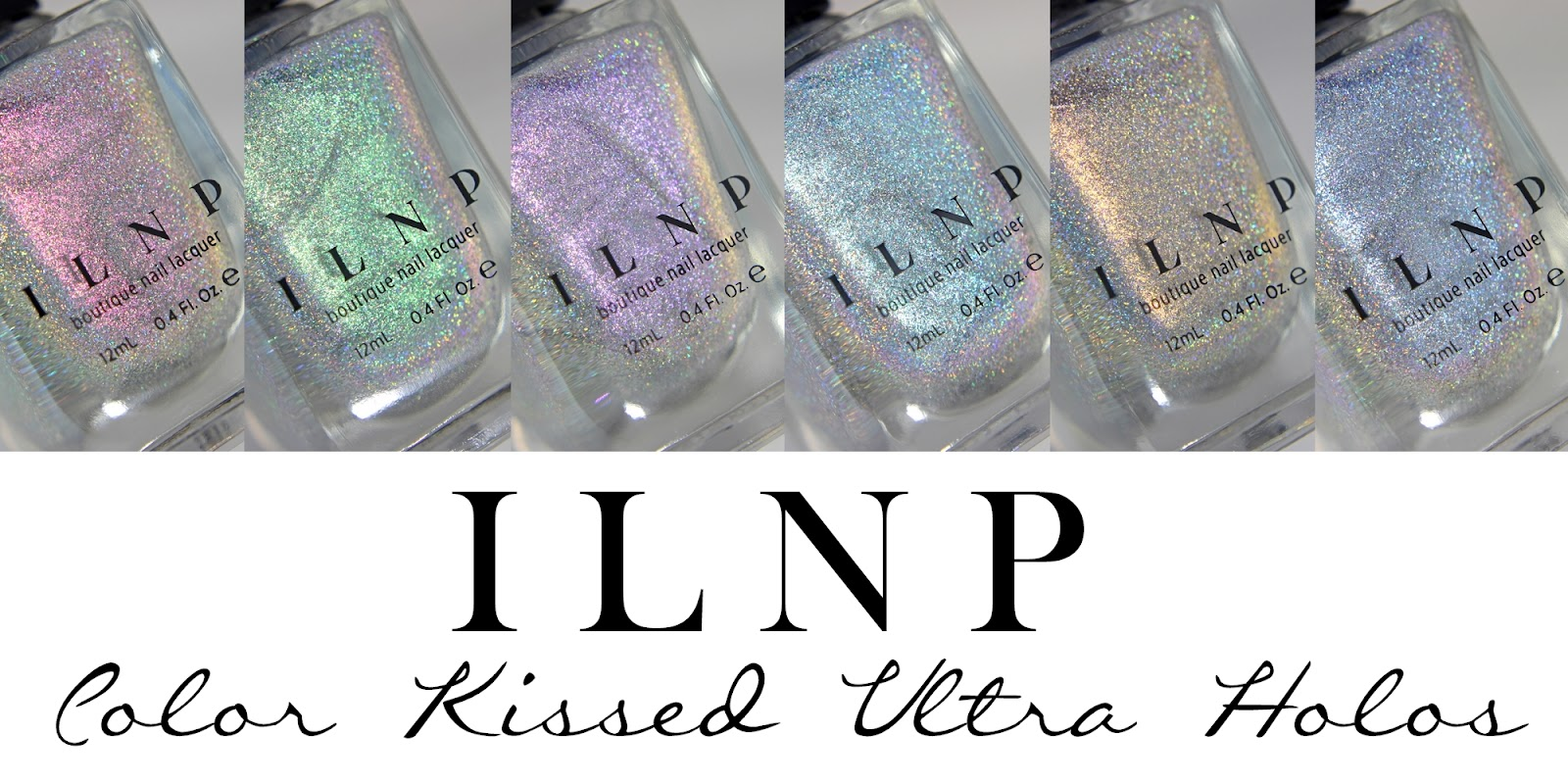 ILNP | Spring 2017 - Color Kissed Ultra Holos ~ Glitterfingersss in ...