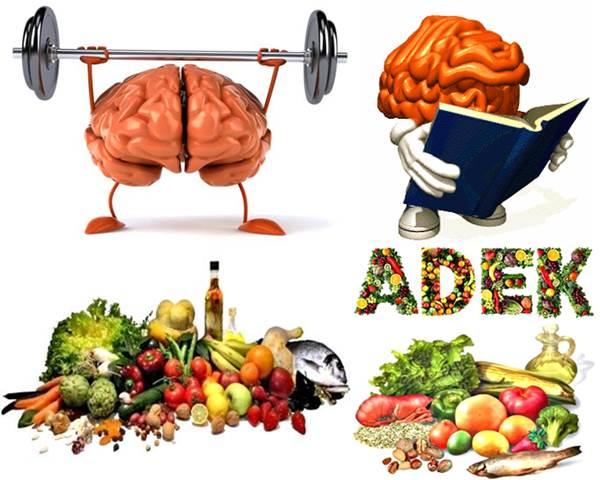 Deterioro neuronal nutrición ejercicio