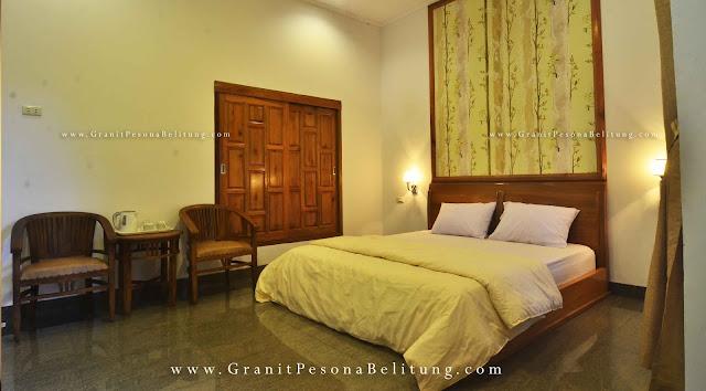 Kasur Cottage Marina Resort Belitung