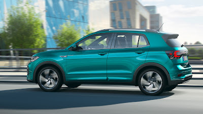 Volkswagen 2019 T-Cross Review, Specs, Price