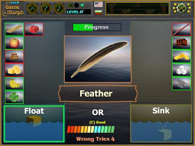 Sink or Float Quiz