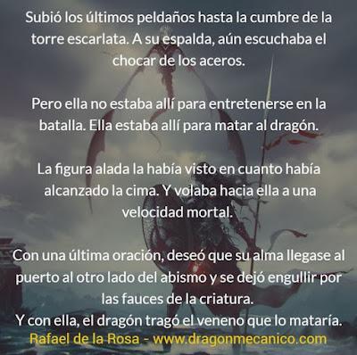 Victoria inusual - microrrelatos de fantasia - microcuento - Cuentos Mecanicos - Rafael de la Rosa