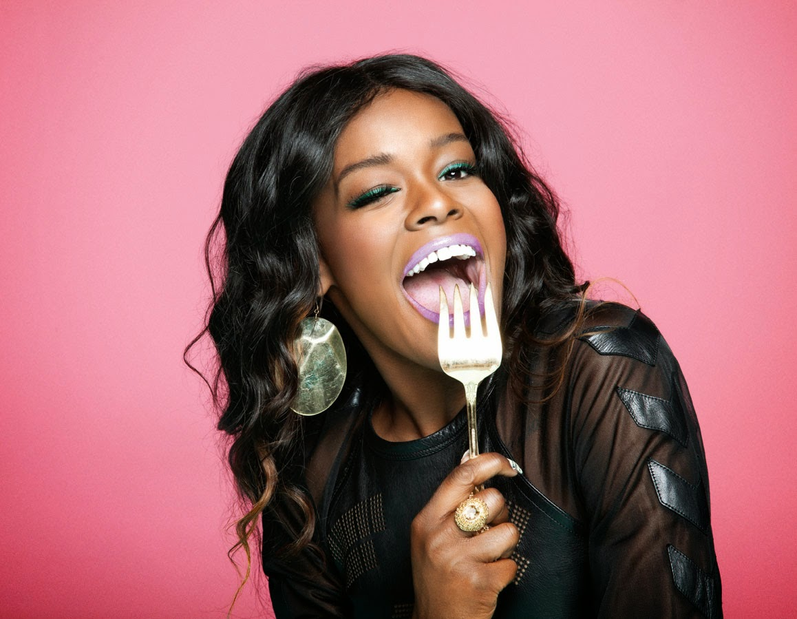Azealia Banks Premieres Heavy Metal And Reflective
