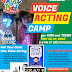 VOICE ACTING CAMP