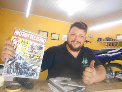 Conserto de Motos em Itapema