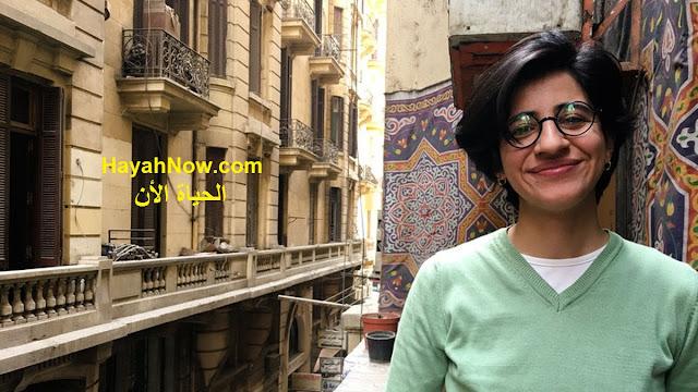 انتحار الناشطة المصرية سارة حجازي في كندا و اخر رسالة كتبتها بخط يدها
