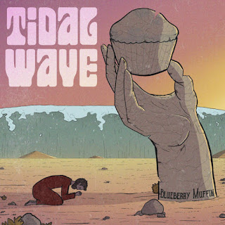 "Tidal Wave - ""Blueberry Muffin"" - 2019, Hard / Fuzz / Stoner / Heavy Rock"