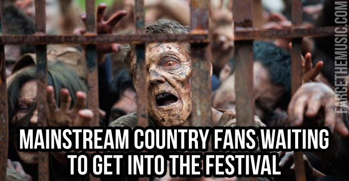Farce The Music The Walking Dead Country Memes Sam Hunt Carrie