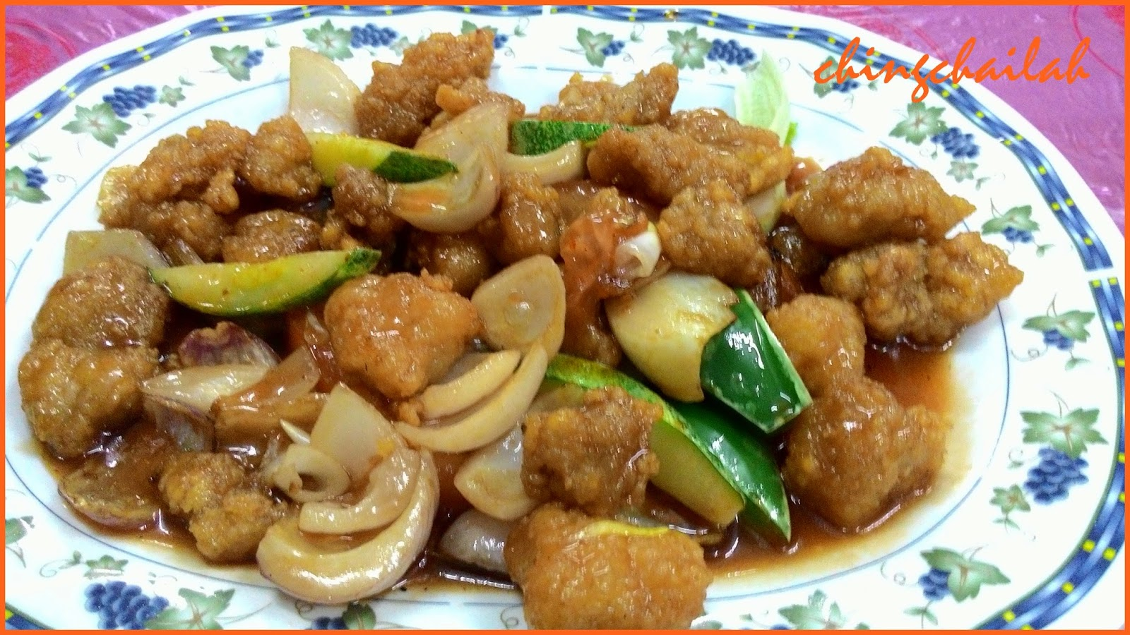Simple Living In Nancy: DINNER ON 5TH DAY OF CHINESE NEW YEAR 2015 ...