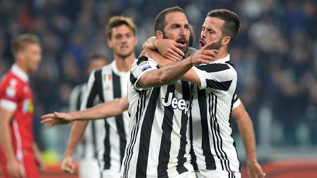 Jersey Spesial Juventus untuk Rayakan Ultah ke-120
