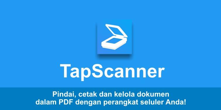 Aplikasi Scan Tanda Tangan Tap Scanner