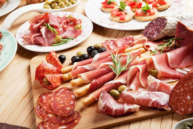 5. Processed Meats