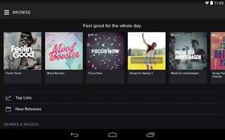 Spotify Premium Apk No Root