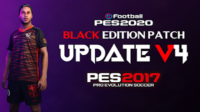 PES 2017 Black Edition Patch Season 2019/2020