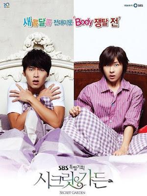 Secret Garden 2010 Hindi Dubbed 720p HDRip Korean Drama