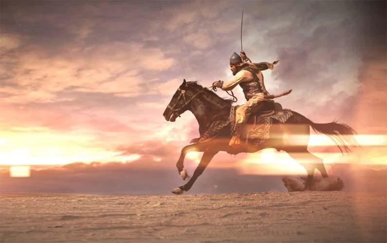 ali bin abu thalib - ilustrasi perang