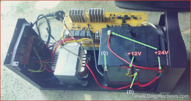Perbaikan Kerusakan Komponen pada UPS (Uninterruptible Power Supply)