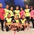 Kemenangan Team Volli Putri Akuntansi Terhadap Team Volli Komunikasi