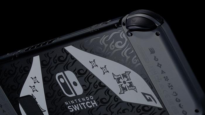 Magnamalo and Kimura Village Nintendo Switch Controller