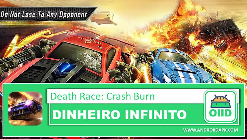 Death Race:Crash  v1.2.16 – APK MOD HACK – Dinheiro Infinito