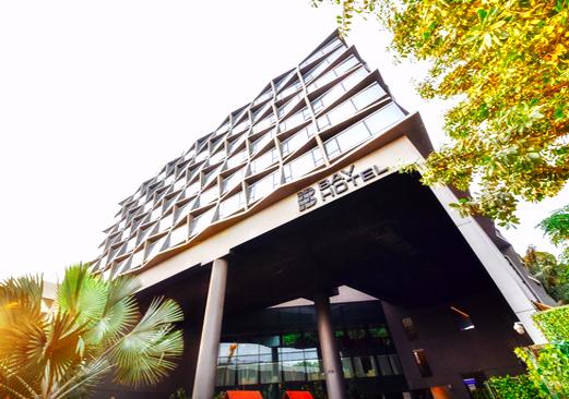 Bay Hotel Singapore adalah hotel bintang 4 dekat Vivo City dan juga Sentosa Island (tentu saja dengan Universal Studio).