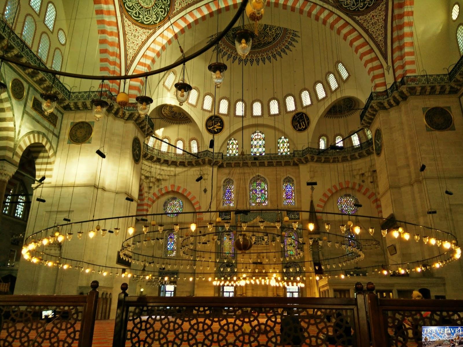 Turquie Istanbul Sainte Sophie