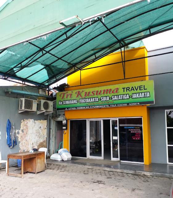 Travel Salatiga Purwokerto