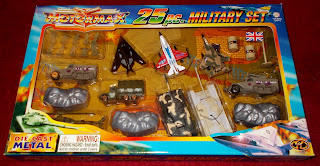 """""""Blue-Box"""" Toys; 6x6 AFV; 6x6 Truck; AFV's; Blue Box BBI; Boxed Set; Die Cast Toys; Jet Fighters; Macau Sourced; Made In Macau; Matchbox US Infantry; Motormax; Red Box; Red-Box; Redbox; Small Scale World; smallscaleworld.blogspot.com; Stealth Fighter; Tai Sang Toys; Toy Tanks; Zee Toys; Zee/Zyll/Zylmex; Zyll Toys; Zylmex Die Cast Toys;"""