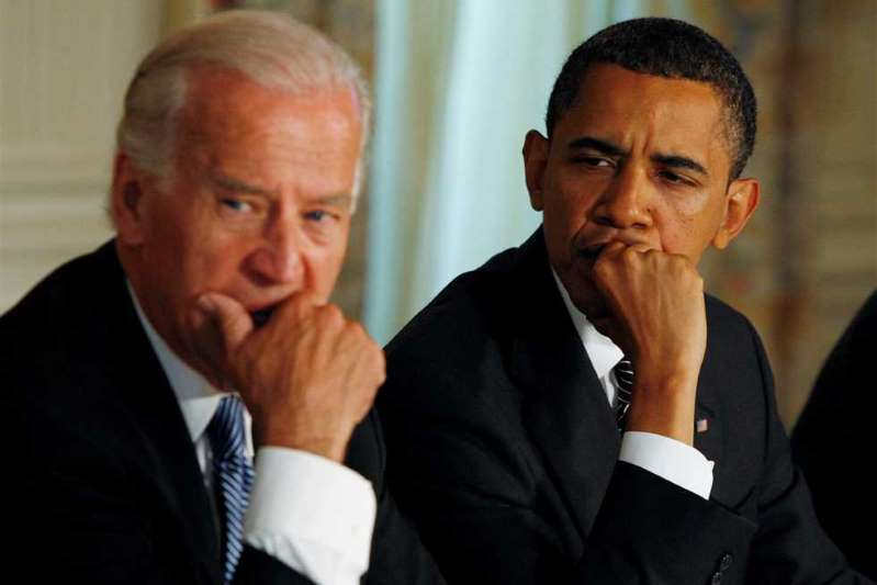 "Obama congratulates Biden: ""This is your time."""