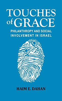 Touches of Grace by Haim Dahan #BookReview #Books #BookChatter