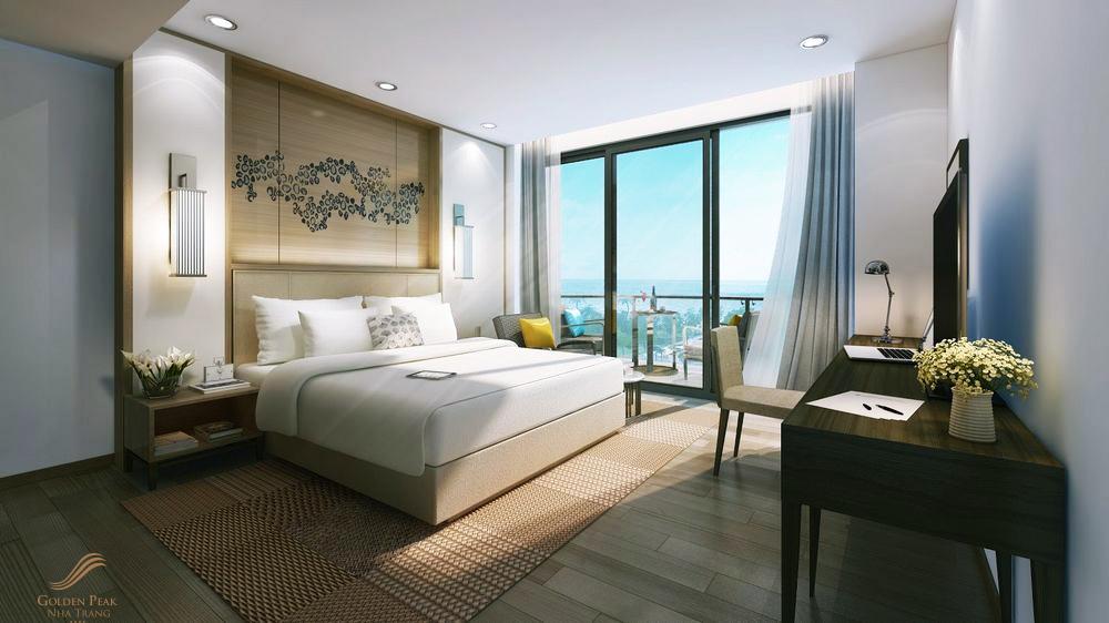 Hình ảnh căn hộ Golden Peak Nha Trang