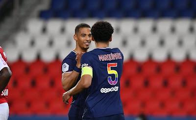ملخص واهداف مباراة باريس سان جيرمان وريمس (4-0) الدوري الفرنسي