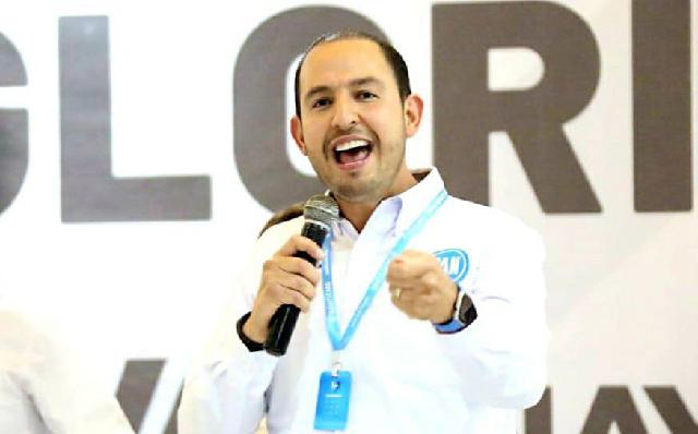 No podemos permitir que desde la Presidencia de la República se quiera controlar las elecciones y vulnerar al árbitro electoral: Marko Cortés