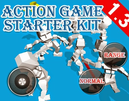 RELEASE] Action Game Starter Kit v1 3 0 | Free Unity3D Assets