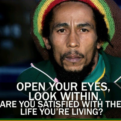 open your eyes bob marley