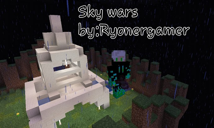 ¡¡Sky wars!! (Mapa/Minigame)