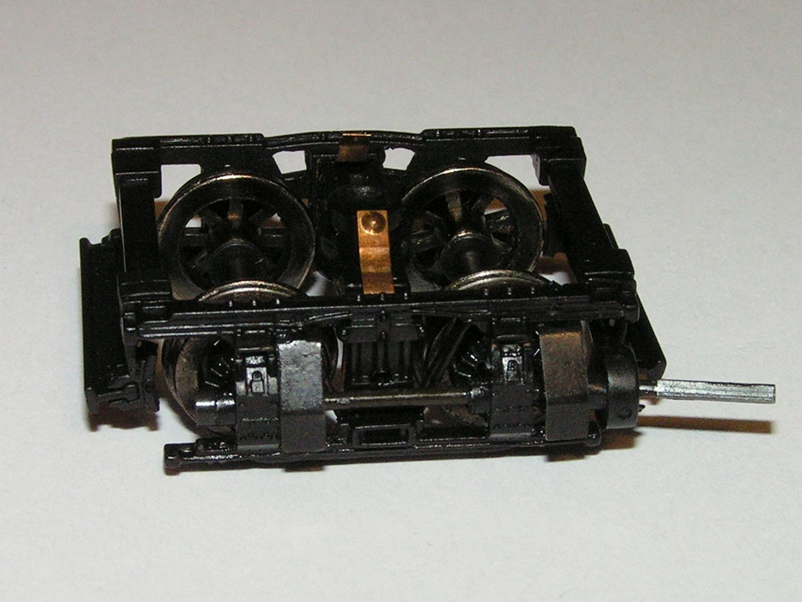 Geared Steam Repairing The Bachmann Shay Line Shaft Gears Ho Scale 2009 Ford Lcf Fuse Box
