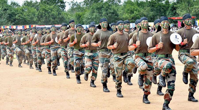 Dwindling numbers of Indian Gorkha in army