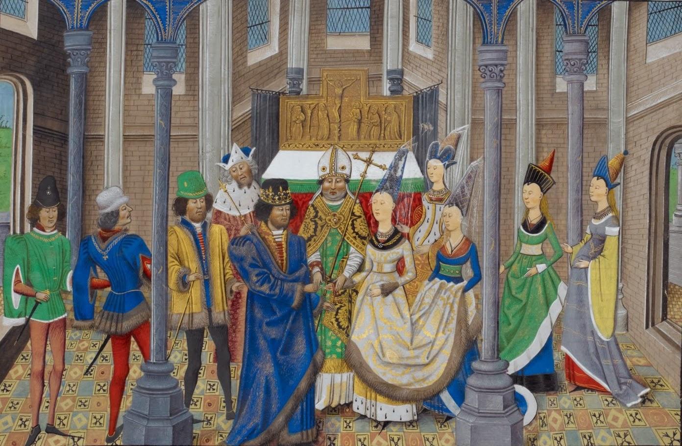 Chronique d'Angleterre Jean de Wavrin