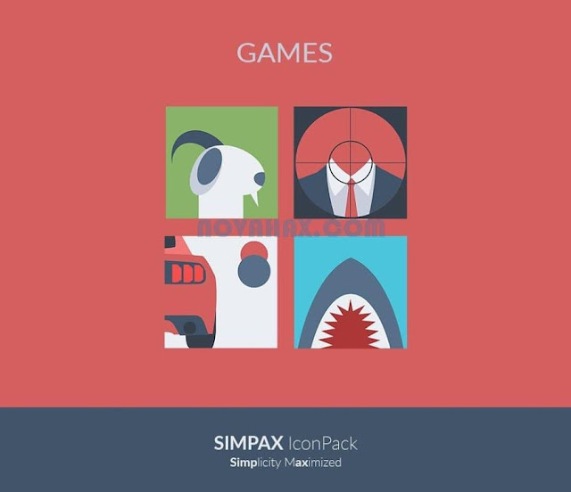 Simpax Icon Pack apk free download