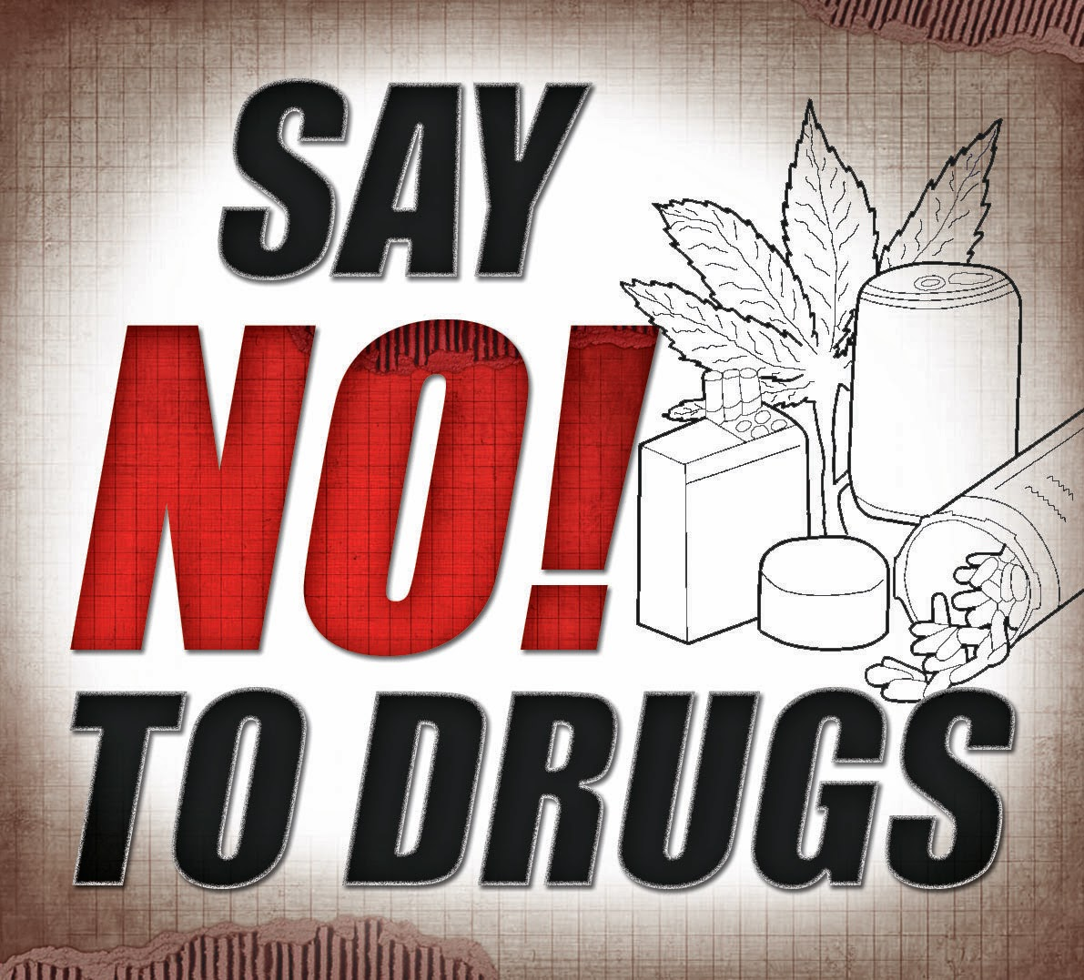 Say no to drugs essay