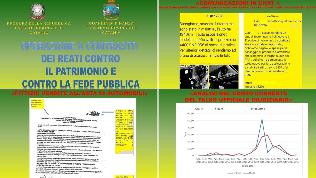 Guardia di Finanza Catania Enrico Cantone