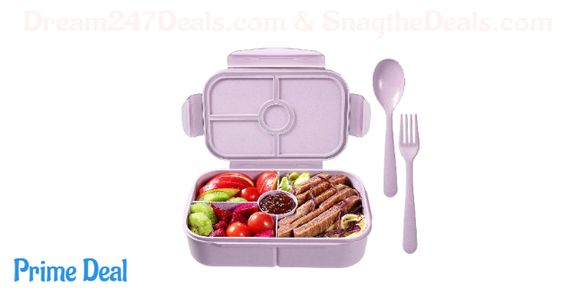 50% OFF Jeopace Bento Box for Kids