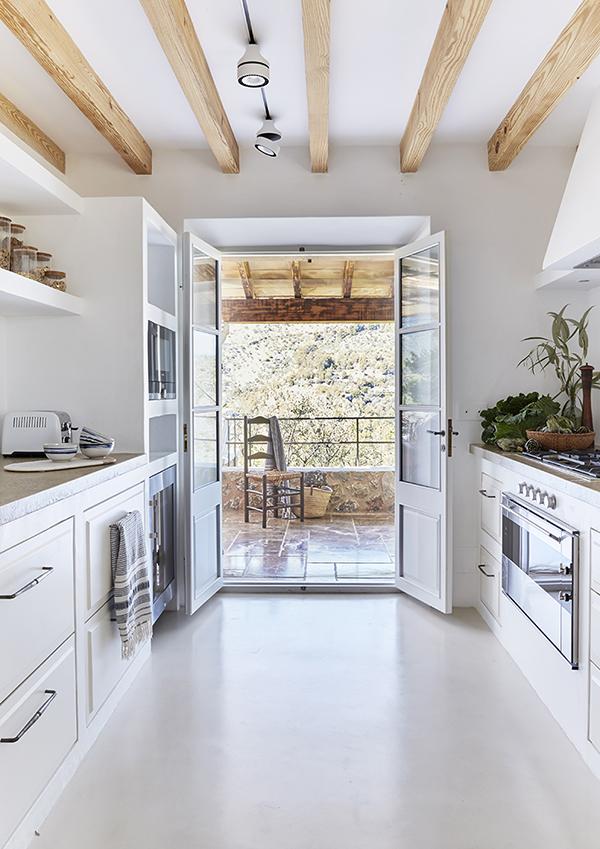 Magnifica reforma de una casa en Deia, Mallorca
