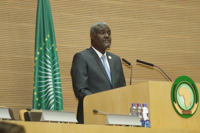 """مفوضية الاتحاد الأفريقي تؤكد ان """"القمة اعتمدت جميع المقررات التي قدمت إليها، وعلى رأسها قضية الصحراء الغربية"""""""