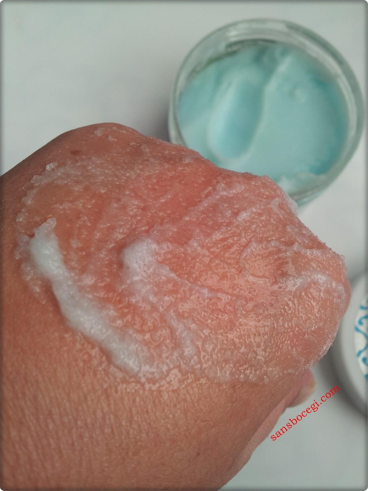 Deniz Tuzu İle Peeling Yapın