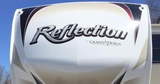 Our New Reflection Fifth Wheel 367BHS by Grand Design