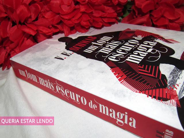 Li até a página 100 e... #46 - Um tom mais escuro de magia