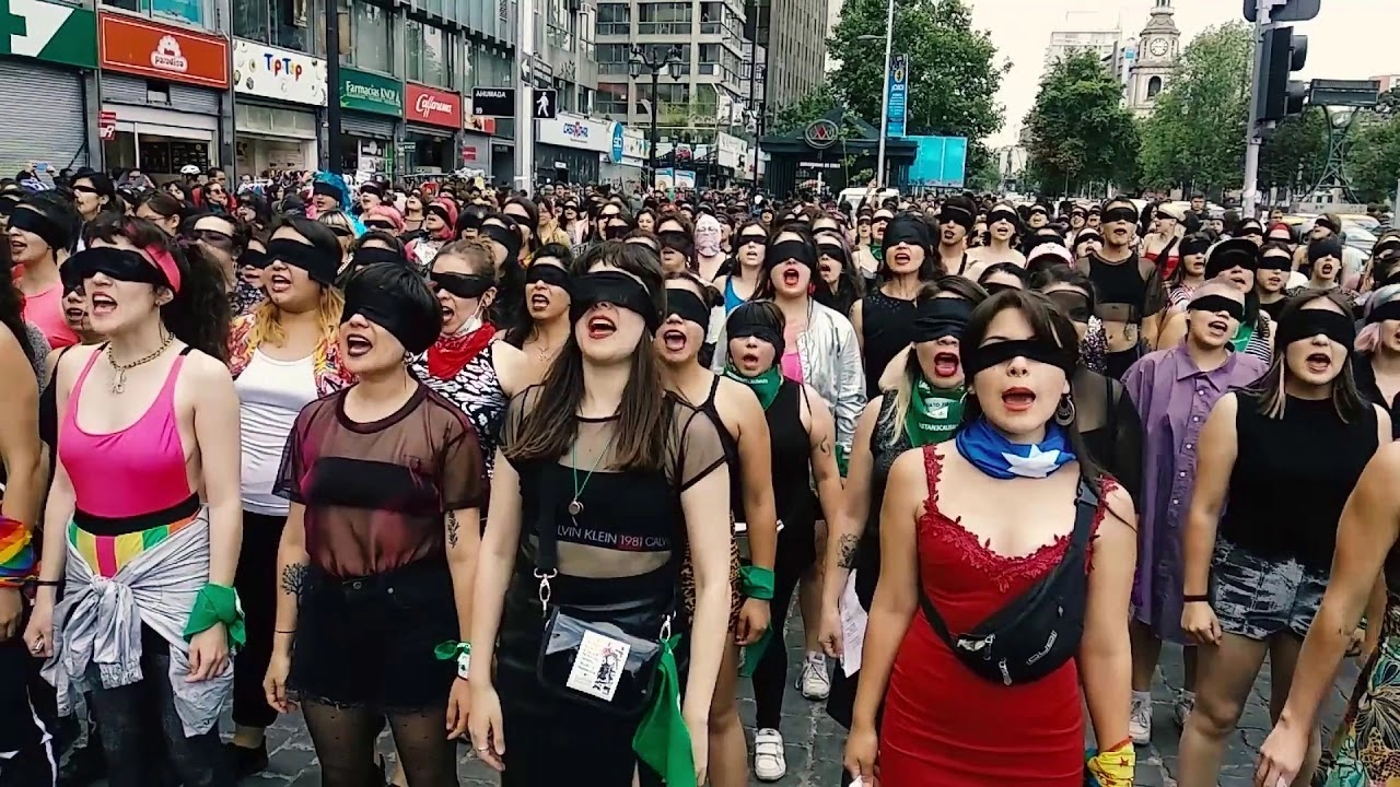 Feminist Chilean Chant Becomes The World's Most Powerful Song Against Violence And Degradation Of Women