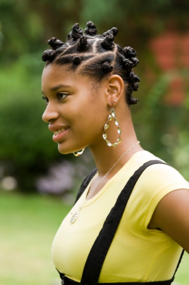 The decision to wear natural hair whether it is dreadlocks, Nubian twists, braids means that you are outside of the norm.